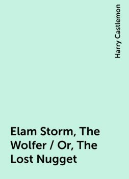 Elam Storm, The Wolfer / Or, The Lost Nugget, Harry Castlemon