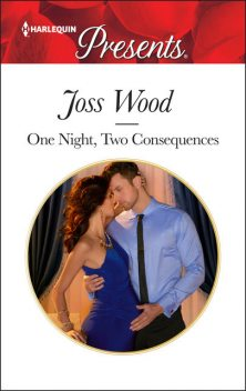 One Night, Two Consequences, Joss Wood