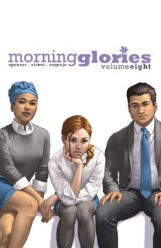 Morning Glories Vol. 8, Nick Spencer