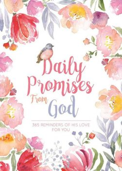 Daily Promises from God, Susan Jones