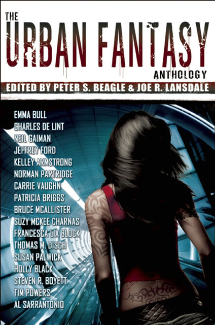 The Urban Fantasy Anthology, Peter Beagle, Joe Lansdale
