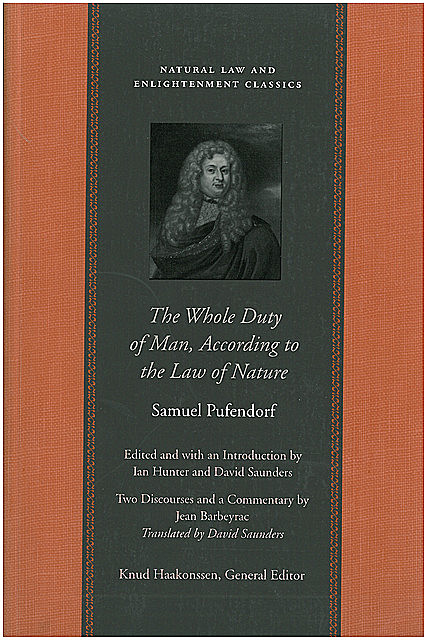 The Whole Duty of Man, According to the Law of Nature, Samuel Pufendorf