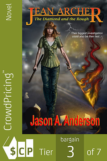 The Diamond and the Rough, Jason Anderson