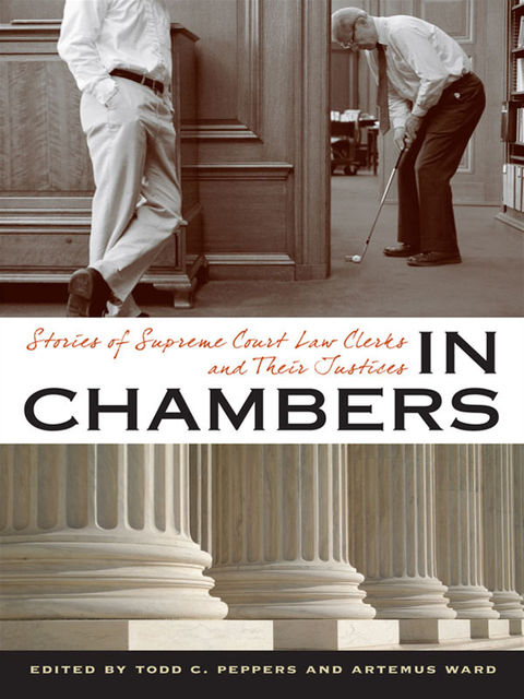 In Chambers, Artemus Ward, Todd C.Peppers