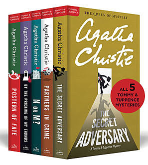 The Complete Tommy & Tuppence Collection, Agatha Christie
