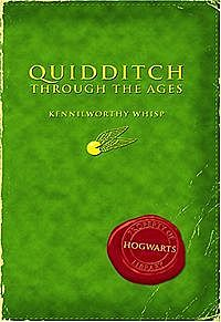 Quidditch Through the Ages, J. K. Rowling