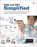 SDN and NFV Simplified: A Visual Guide to Understanding Software Defined Networks and Network Function Virtualization (Rachelle Noel's Library), Jim Doherty