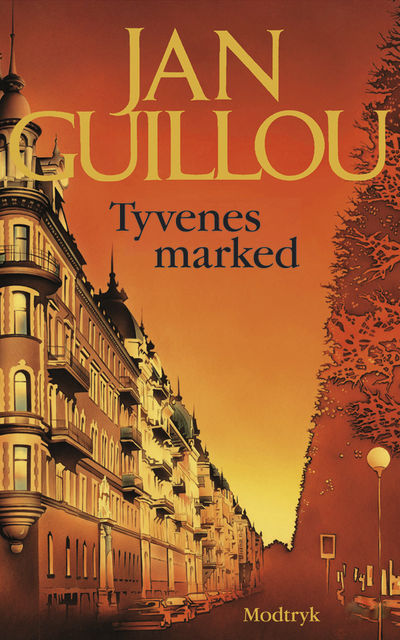 Tyvenes marked, Jan Guillou