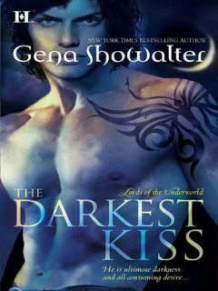 The Darkest Kiss, Gena Showalter