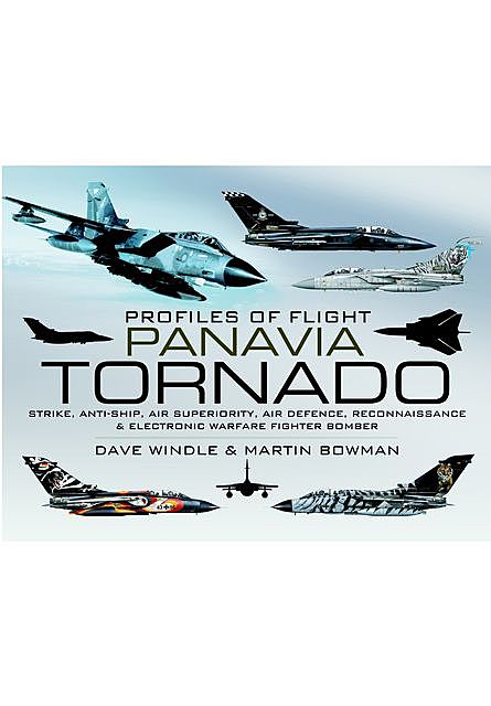 Panavia Tornado: Strike, Anti-ship, Air Superiority, Air Defence, Reconnaissance and Electronic Warfare Fighter-bomber, Dave Windle