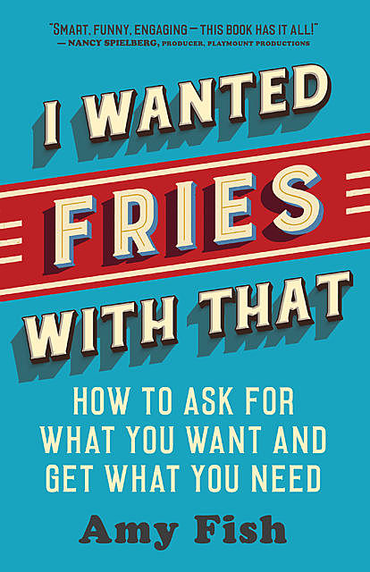 I Wanted Fries with That, Amy Fish