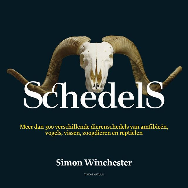 Schedels, Simon Winchester