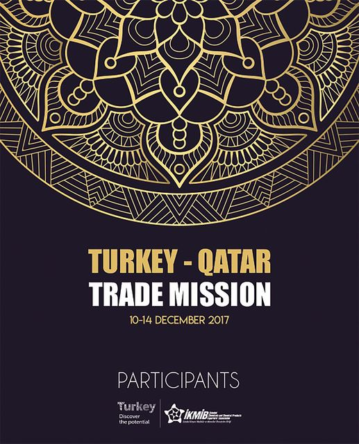 TURKEY – QUTAR TRADE MISSION, iBooks 2.6