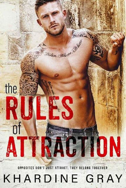 The Rules Of Attraction, Khardine Gray
