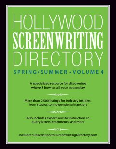 Hollywood Screenwriting Directory Spring/Summer Volume 4, Writer's Store Editors