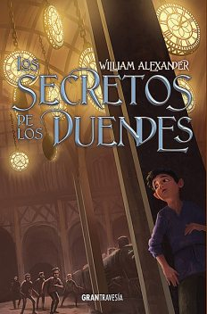 Los secretos de los duendes, William Alexander
