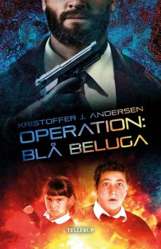 Operation: Blå Beluga, Kristoffer Jacob Andersen