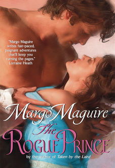 The Rogue Prince, Margo Maguire