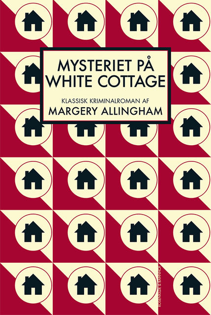 Mysteriet på White Cottage, Margery Allingham