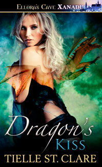 Dragon's Kiss, Tielle St.Clare