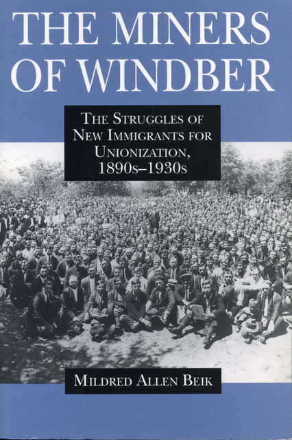 The Miners of Windber, Mildred Beik