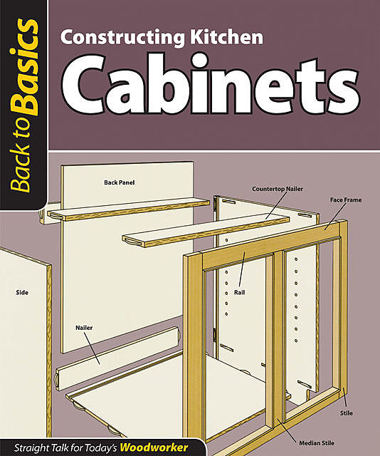 Constructing Kitchen Cabinets (Back to Basics), Not Available