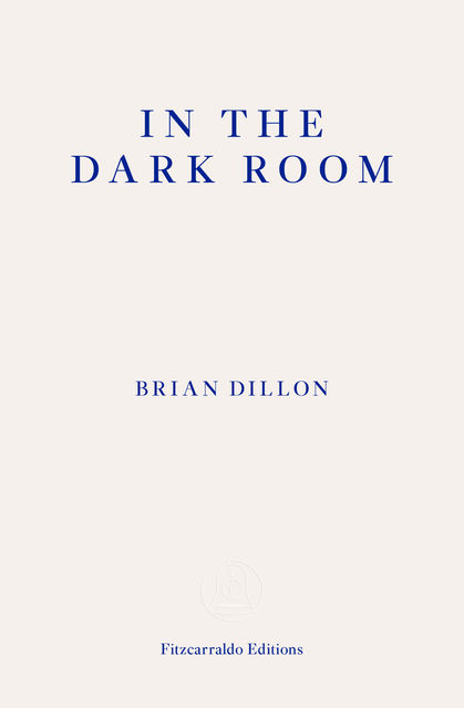 In the Dark Room, Brian Dillon