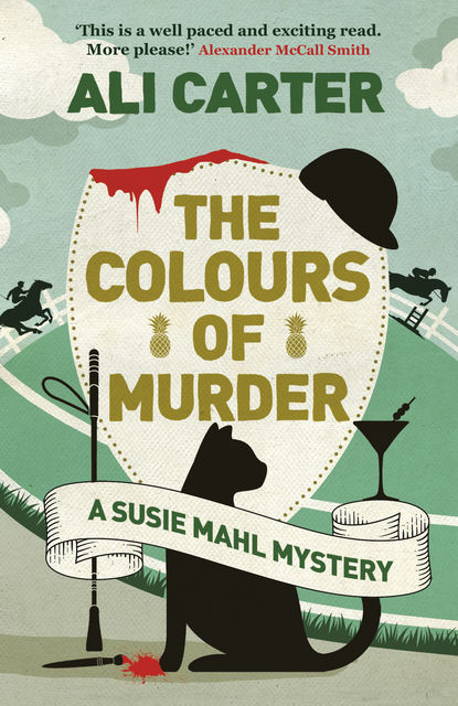The Colours of Murder, Ali Carter