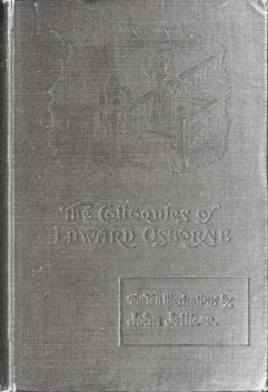The Colloquies of Edward Osborne, Citizen and Clothworker of London, Anne Manning