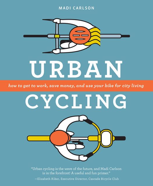 Urban Cycling, Madi Carlson