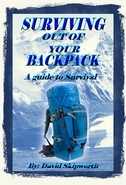Surviving Out of Your Backpack, David Skipworth