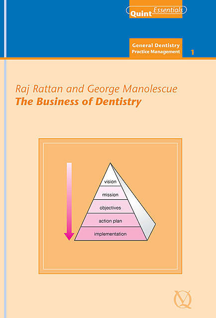 The Business of Dentistry, Raj Rattan, George Manolescue