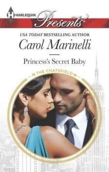 Princess's Secret Baby, Carol Marinelli