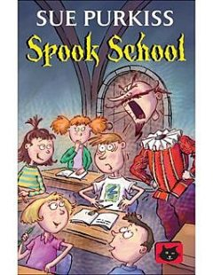 Spook School, Sue Purkiss
