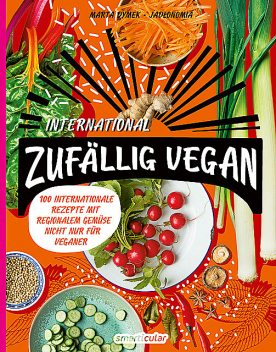 Zufällig vegan – International, Marta Dymek