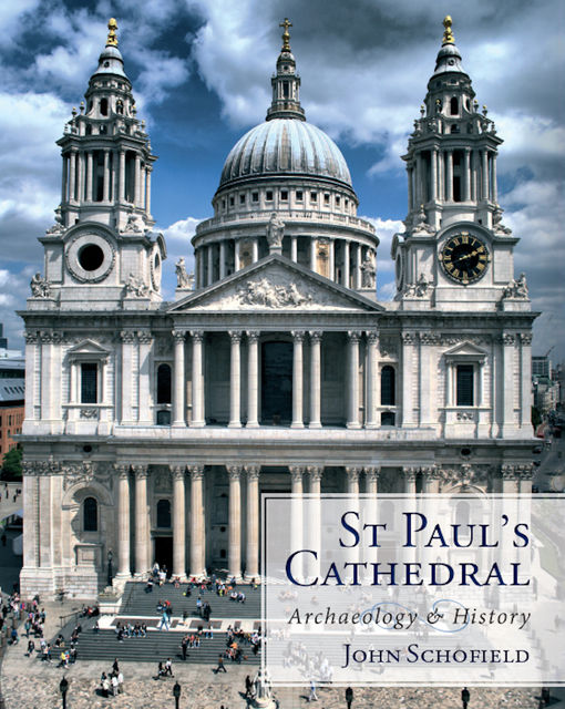 St Paul's Cathedral, John Schofield
