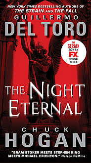 The Night Eternal, Guillermo Del Toro, Chuck Hogan