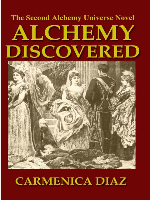 Alchemy Discovered, Carmenica Diaz