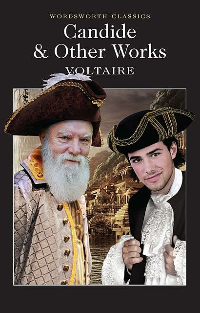 Candide and Other Works, Voltaire
