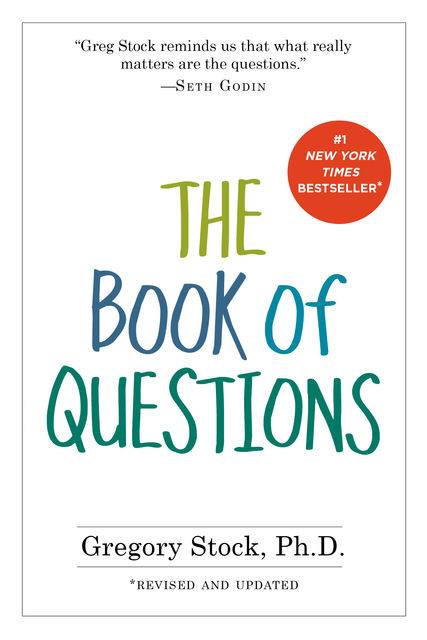The Book of Questions, Gregory Stock