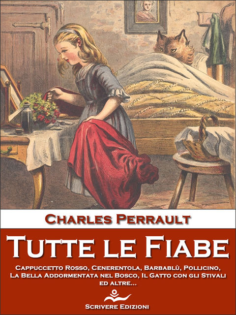 Tutte le Fiabe, Charles Perrault