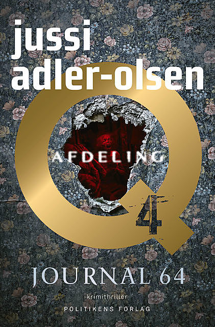 Journal 64, Jussi Adler-Olsen