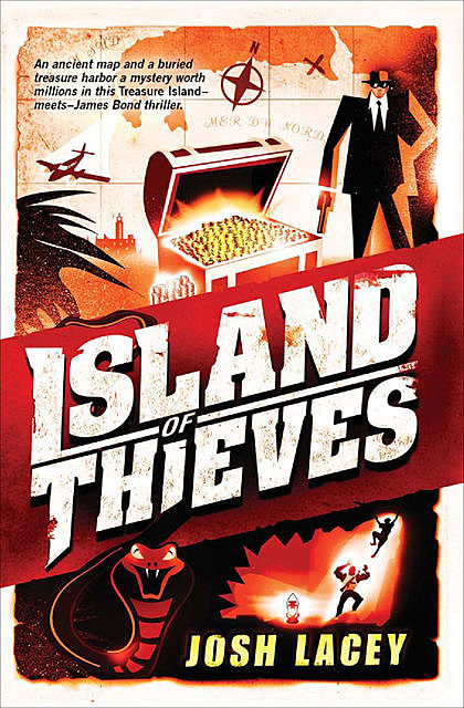 The Island of Thieves, Josh Lacey