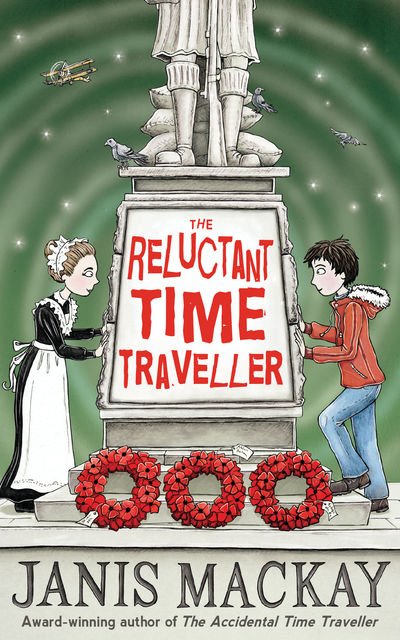 The Reluctant Time Traveller, Janis Mackay