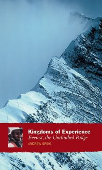 Kingdoms of Experience, Andrew Greig