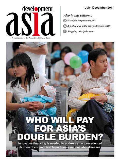 Development Asia—Who Will Pay for Asia's Double Burden, Asian Development Bank