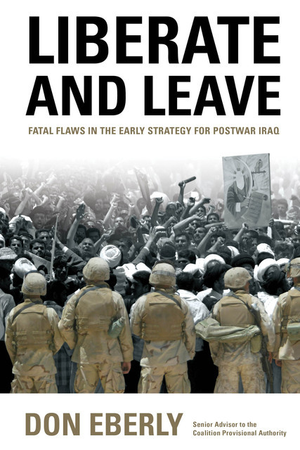 Liberate and Leave, Don Eberly