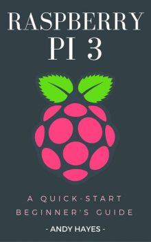 Raspberry PI 3, Andy Hayes