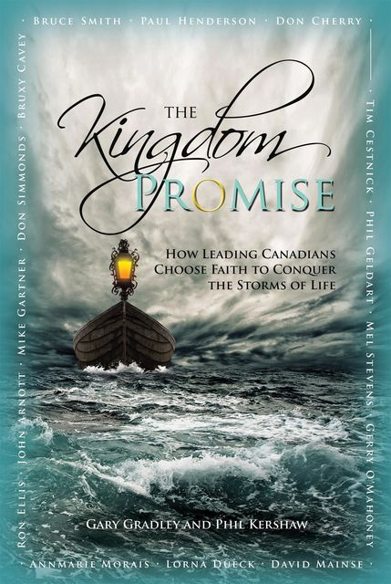 The Kingdom Promise, Gary Gradley, Phil Kershaw