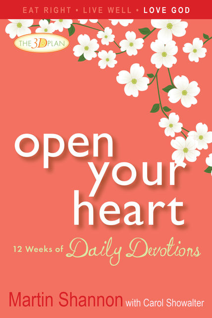 Open Your Heart, Martin Shannon